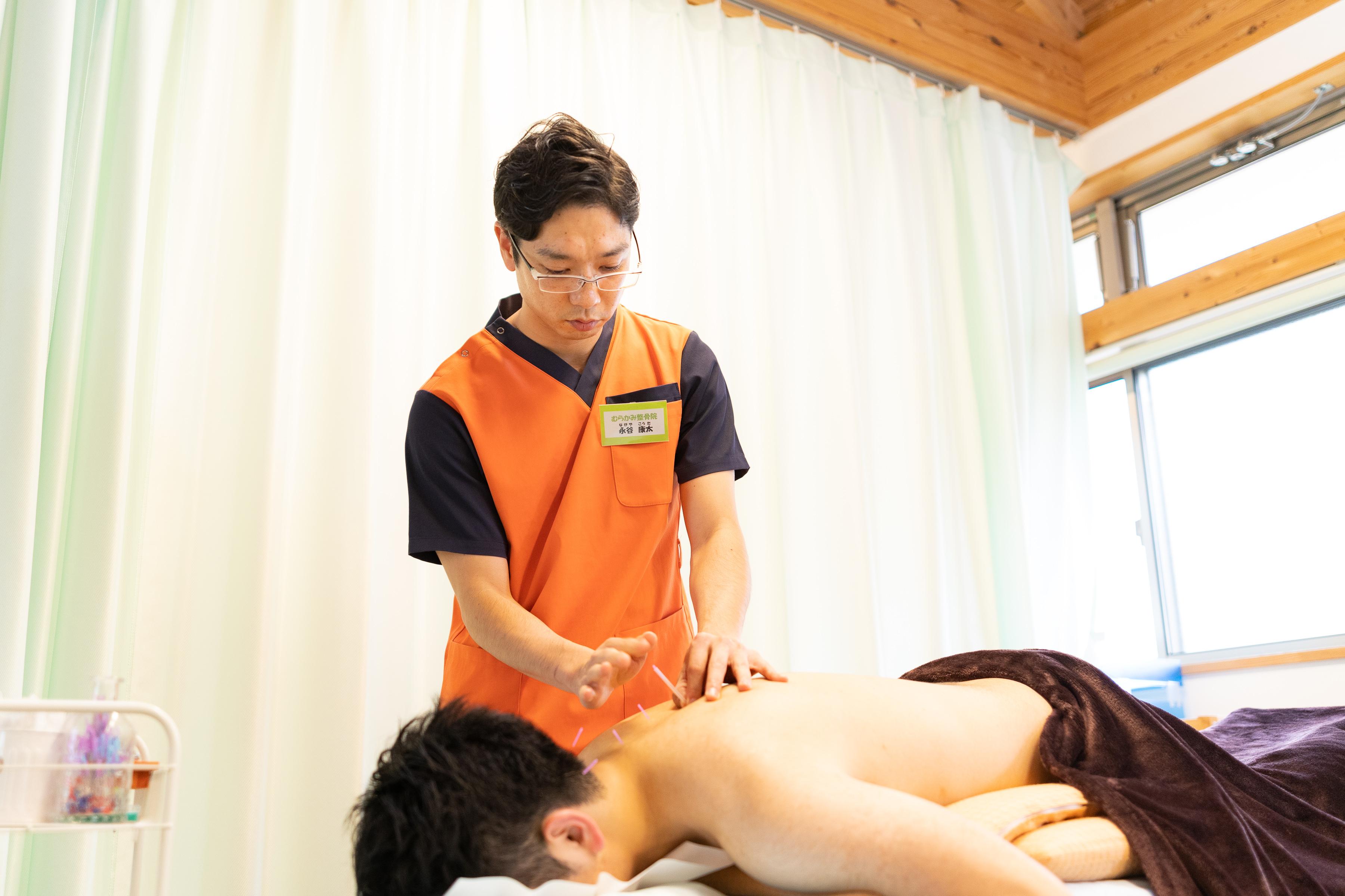 スポーツ鍼灸|岩沼市の鍼灸院