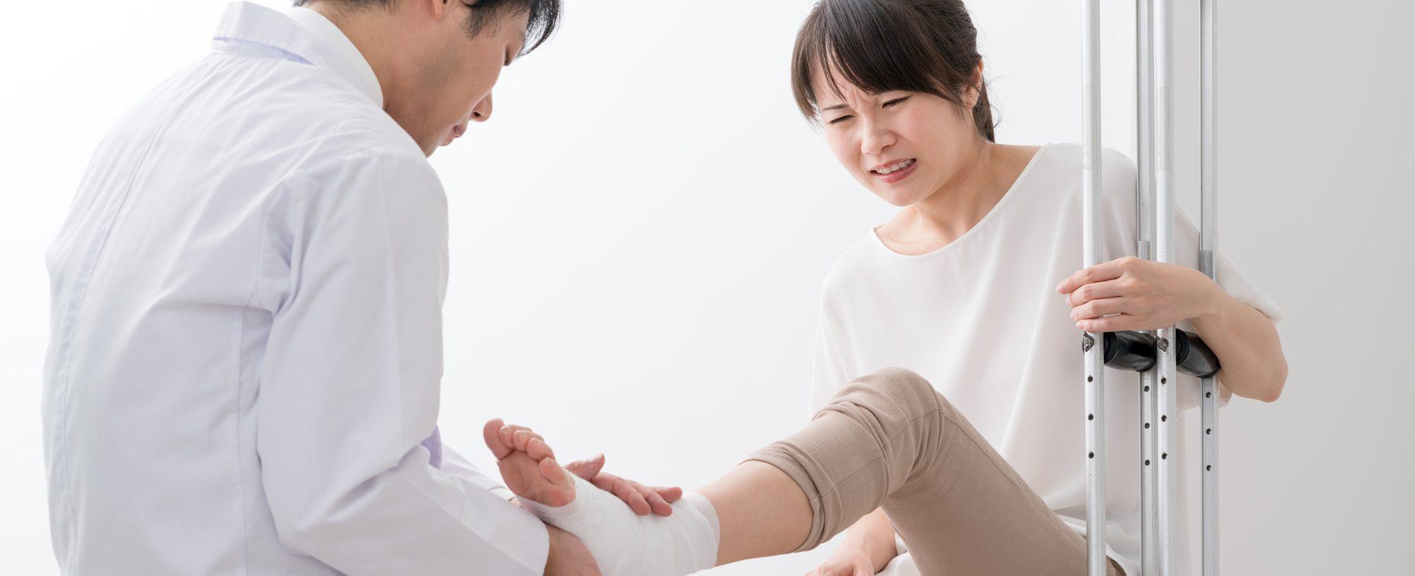 関節・筋肉の急性症状